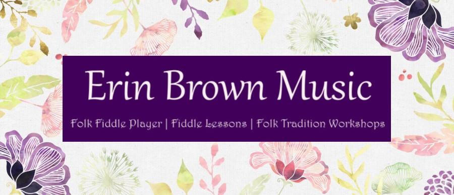 Erin Brown Music Logo