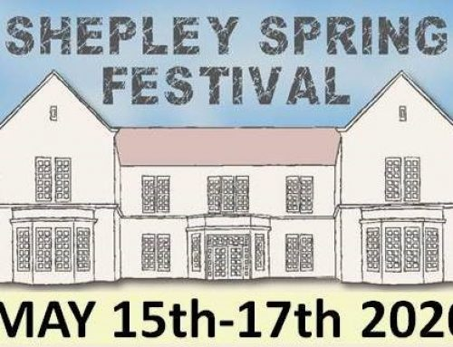 Shepley Folk Festival 2020 – Erin Brown & Barry Watson